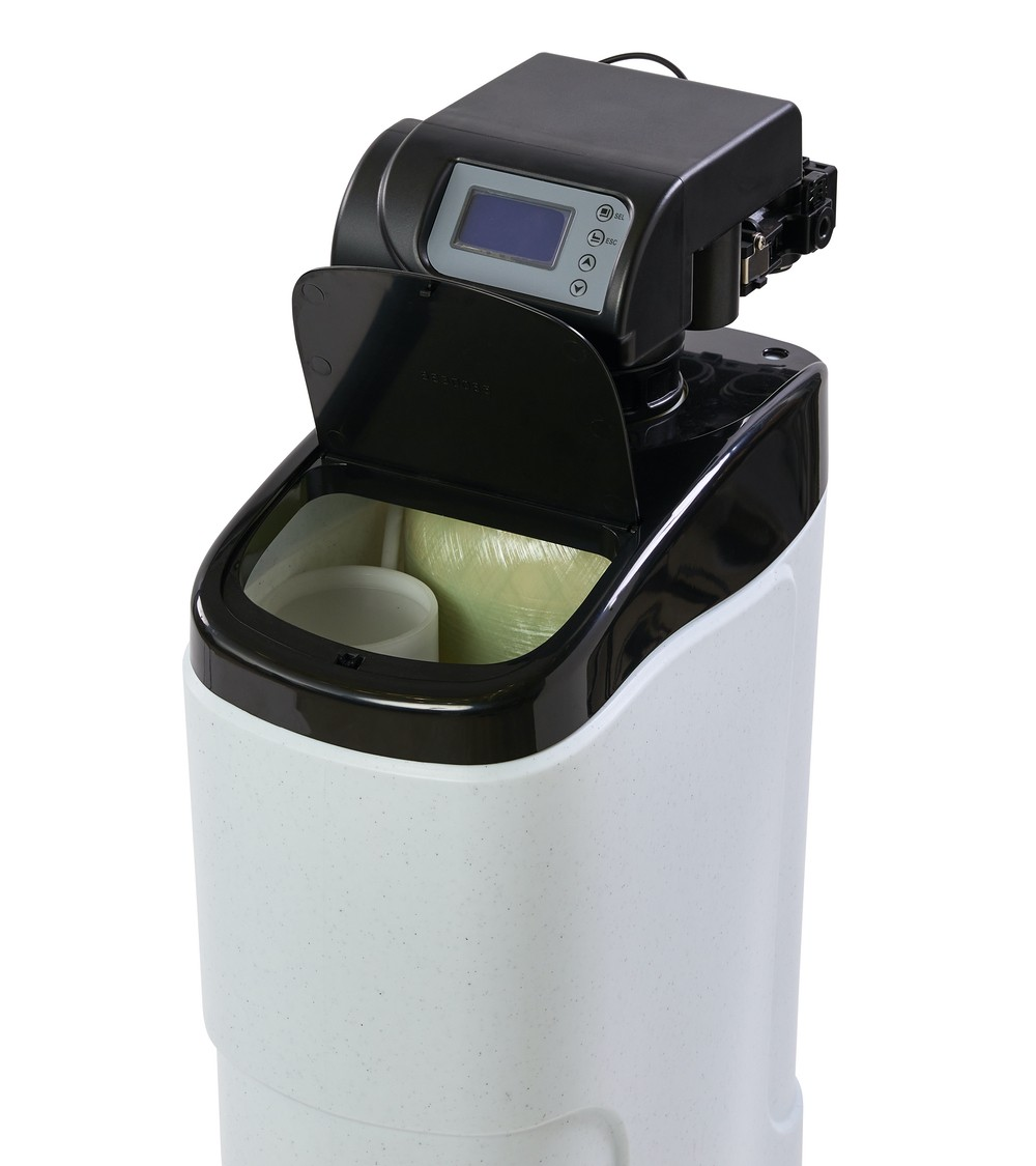 Vandens minkštinimo filtras