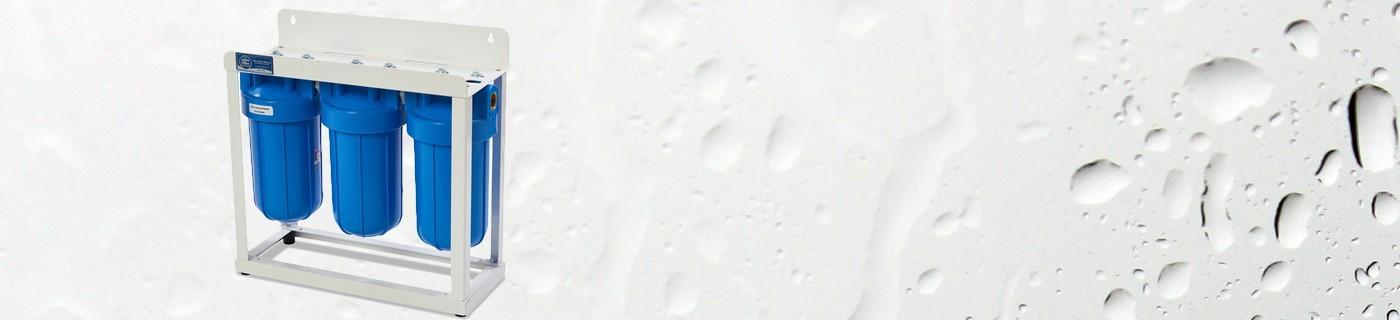 Kasetiniai vandens filtrai | wfilters.lt
