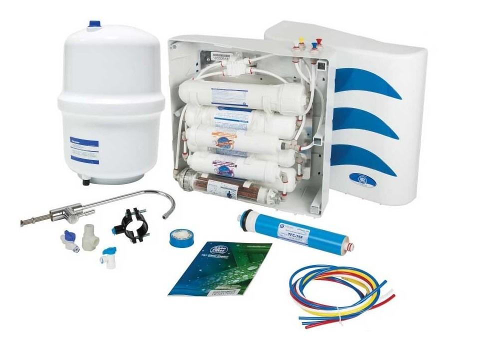 Kaip ir pagal kokius kriterijus išsirinkti vandens filtrus?